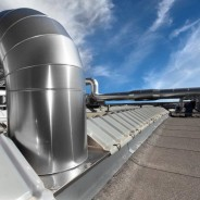 iStock Commercial roof image -felt