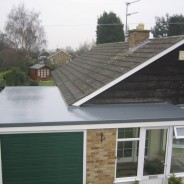 GRP - Bungalow with garage