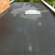 Yateley roof after