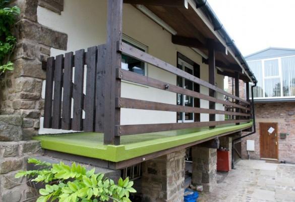 GRP - Topseal balcony